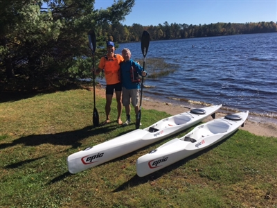 Surfski, SUP, kayak, outrigger canoe, marathon canoe or rowing lessons from your experts at Paddle Dynamics