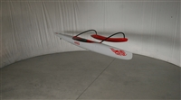 Outrigger Zone (Ozone) Ares OC1 Outrigger Canoe, fast and fun