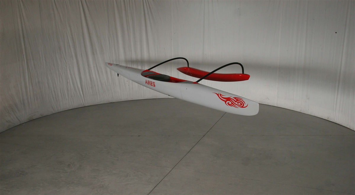 Outrigger Zone Ares OC1 Canoe