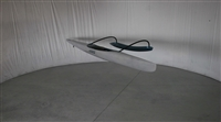 Outrigger Zone (Ozone) Ares Pro OC1 Outrigger Canoe, fast and fun