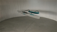 Outrigger Zone (Ozone) Kahele PRO model OC1 Outrigger Canoe at Paddle Dynamics