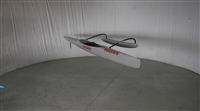 Outrigger Zone Volare PRO Model Outrigger Canoe at Paddle Dynamics/ Ozone Midwest
