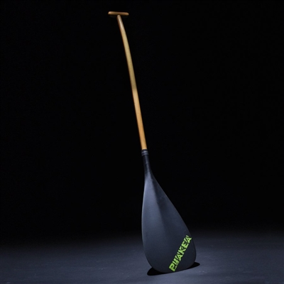 Puakea Designs Hopu Hybrid Carbon Outrigger Canoe Paddle (formerly called OC6), for sale at Paddle Dynamics