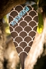 Puakea Designs Polu All Carbon Outrigger Canoe Paddle at Paddle Dynamics/Ozone Midwest