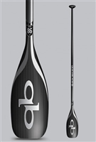 FREE SHIPPING. QuickBlade Trifecta All Carbon SUP Paddle, buy now at Paddle Dynamics.