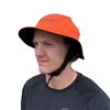 Vaikobi Downwind Surf/Sun Paddling Hat- Orange