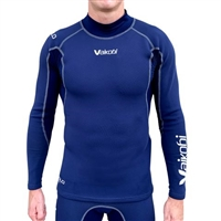 Vaikobi VCOLD FLEX L/S Paddle Top NAVY at Paddle Dynamics