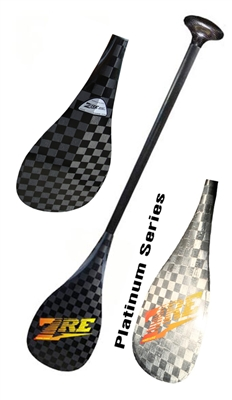 ZRE Zaveral flatwater Power Surge light paddles, on sale at Paddle Dynamics, also FREE FREIGHT!