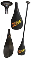 ** SALE, ZRE Zaveral Power Surge FW-Z Medium flatwater paddles, on sale at Paddle Dynamics plus free freight!