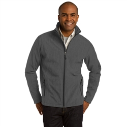 Men's Core Soft Shell Jacket by Port Authority