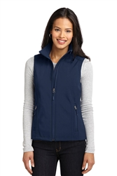 Ladies Core Soft Shell Vest by Port Authority