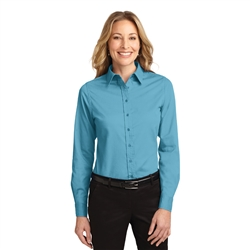 Ladies Long Sleeve Easy Care Shirt by Port Authority