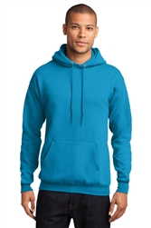 Unisex Core Fleece Pullover Hooded Sweatshirt by Port Authority
