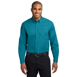 Men's Long Sleeve Easy Care Shirt by Port Authority