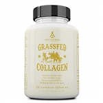 Collagen - Grass Fed - Ancestral Supplements - 180 caps (0.35 lbs)