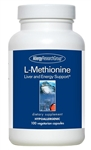 L-Methionine - Allergy Research Group 500 mg 100 caps (0.16 lbs)