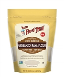 Garbanzo and Fava Flour, Gluten Free - Bob's Red Mill 22 oz (1.43 lbs)
