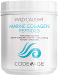 Marine Collagen Peptides Powder - Wild Caught Marine - SPECIAL ORDER - Hydrolyzed - Codeage 15.87 oz [450 g] (1.20 lbs)