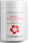 Multi Collagen Protein + Joint Blend - Codeage 90 vcaps (.22 lbs)