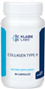 Collagen Type II - Klaire Labs (Formerly Complementary Prescriptions) 500 mg 60 vcaps (0.14 lbs) **SPECIAL ORDER**