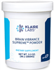 Brain Vibrance Supreme Powder - Klaire Labs 90.1 g (0.29 lbs) **SPECIAL ORDER**
