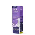 ColdClear Oral Spray Mist - Zinc+Chitosan - Great Citrus Taste - ChitoRhino 1 fl oz (0.02 lbs)