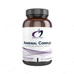 "Adrenal Complexâ""¢ - Designs for Health 120 Capsules (0.57 lbs)"