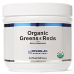 Organic Greens and Reds  - Douglas Labs 240 grams (0.70 lbs)