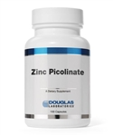 Zinc Picolinate - Douglas Labs 50 mg 100 caps (0.08 lbs)