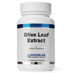 Olive Leaf Extract - Douglas Labs 500 mg 60 vcaps (0.12 lbs)