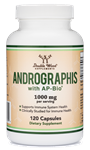 Andrographis - Double Wood Supplements 1000 mg 120 caps (0.45 lbs)