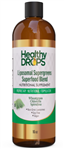 Liposomal Super Greens Wheatgrass Chlorella Spirulina - Healthy Drops 16 fl. oz. [473 mL] (1.60 lbs) **SPECIAL ORDER**