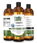 Liposomal Fermented Soy Extract - **SPECIAL ORDER** - Healthy Drops 16 fl. oz. [473 mL] (1.60 lbs)