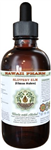 Slippery Elm Alcohol-FREE, Organic Dried Bark Glycerite Liquid Extract - Hawaii Pharm 2 fl oz (0.36 lbs)