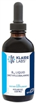 Vitamin B12 Liquid Form Methylcobalamin - Klaire Labs 5000 mcg 4 fl oz [120 ml] (0.51 lbs)