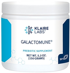 Prebiotic - Galactomune Powder - Klaire Labs 5.3 oz [150 g] (0.47 lbs)