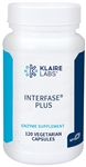 Enzymes - Interfase Plus - Klaire Labs 120 vcaps (0.20 lbs)
