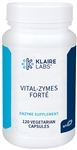 Enzymes - Vital-Zymes Forte - Klaire Labs 120 vcaps (0.15 lbs)