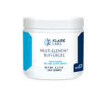 Multi-Element Buffered C Powder - Vitamin C - Klaire Labs 260 g [9.17 oz] (0.72 lbs)