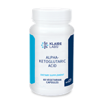 Alpha Ketoglutaric Acid - Klaire Labs 300 mg 60 vcaps (0.14 lbs)  **SPECIAL ORDER**