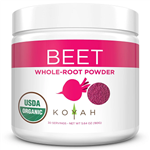 Organic Beet Powder - Koyah 5.64 oz (160 grams) (0.35 lbs)