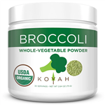 Organic Broccoli Powder - Koyah 2.64 oz (75 grams) (0.25 lbs)