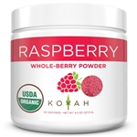 Organic Raspberry Powder - Koyah 4.5 oz (127.5 grams) (0.35)