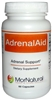 AdrenalAid - MorNatural 60 vcaps (0.20 lbs)