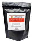 Psyllium Whole Husk, Organic - MorNatural 8 oz (1/2 lb bag) (0.53 lbs)
