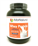 Whey Protein Nutrition Shake - French Vanilla - MorNatural 908 g [32 oz] (2.30 lbs)