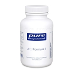 A.C. Formula II - Pure Encapsulations 120 caps (0.26 lbs)