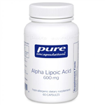 Alpha Lipoic Acid - Pure Encapsulations 120 caps (0.30 lbs)