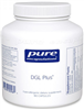 DGL Plus - Pure Encapsulations 180 caps (0.44 lbs)