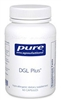 DGL Plus - Pure Encapsulations 60 caps (0.17 lbs)